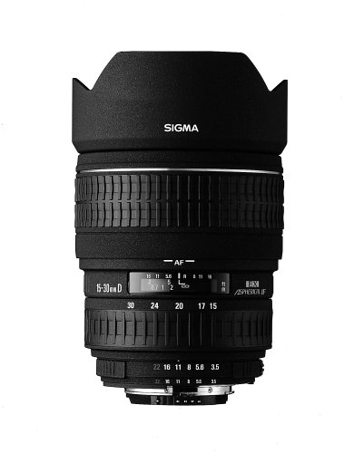 Compare Prices for Sigma EX 3,5-4,5/15-30 DG NAFD on Amazon