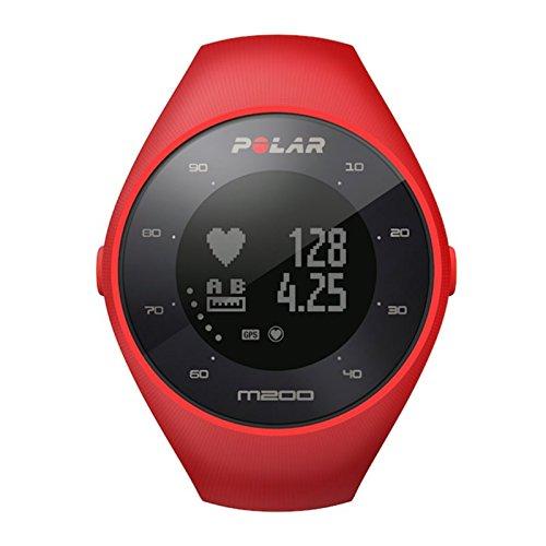 Polar M200 Reloj de Carrera con GPS y Frecuencia Cardíaca en la Muñeca  Color Negro  Unisex Adulto