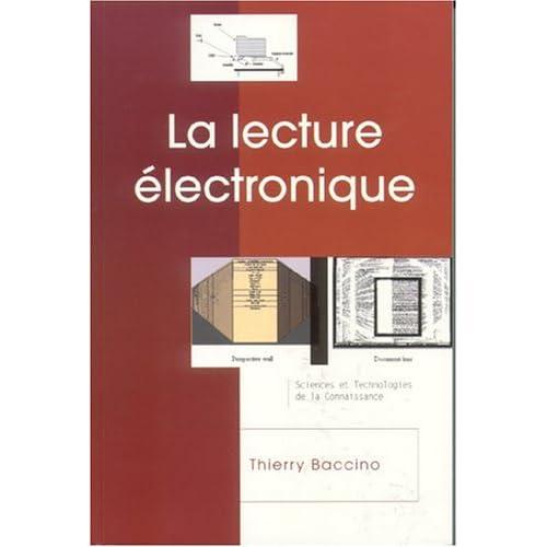Lecture électronique