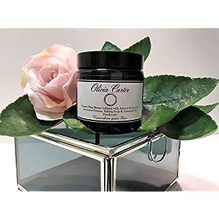 Olivia Carter Organic Shea Butter, Arrowroot, Kaolin clay& Essential Oils Deodorant 120ml