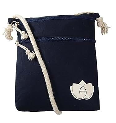 Avni Women's Sling Bag (Navyblue,Afas0040)