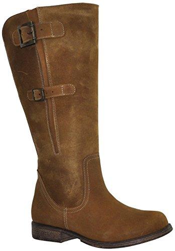 JJ Footwear, Stivali donna Cognac Wash