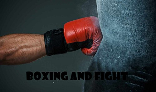 boxing-and-fight-english-edition