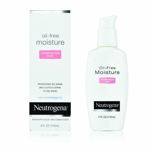 Neutrogena Oil Free Moisture Combination Skin, 118ml