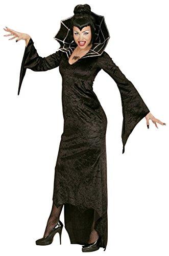 Imagen de widmann  disfraz para mujer araña, talla xl 5514  alternativa