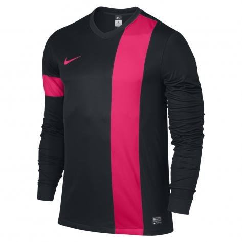 Nike Long Sleeve Top Striker III Jersey schwarz/Voltage Cherry rosa