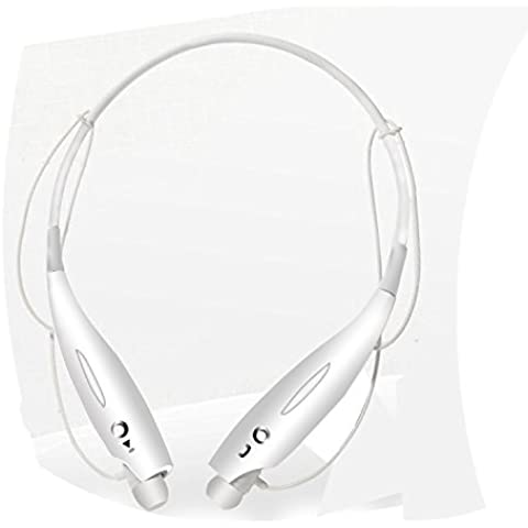 Stereo Eearphone Auricolari Bluetooth senza