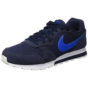 NIKE Unisex-Kinder Md Runner 2 (Gs) Sneaker