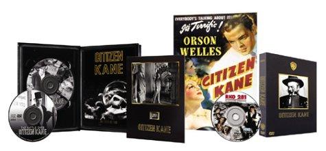 The Citizen Kane (Gold Edition Box Set)
