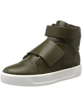 Ecco Unisex-Kinder S8 Hohe Sneaker