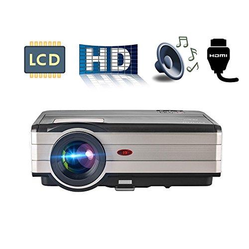 4000 Lumens LED HD Movie Project...