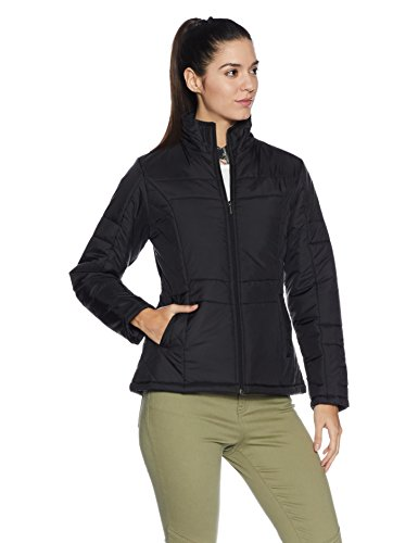 Qube By Fort Collins Women's Jacket (39211_Black_M)