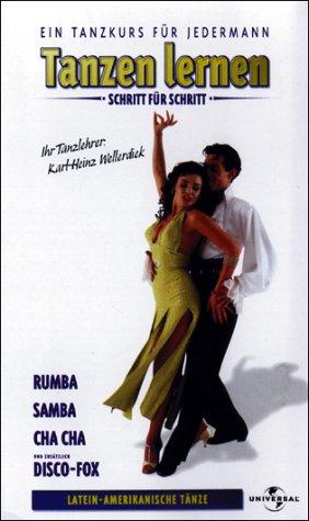 Tanzen lernen - Lateinamerikanische Tänze [VHS]