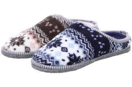 Quick-Schuh 18010272-1 Blau+Braun