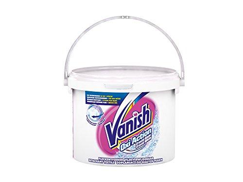 Vanish Oxi Action Crystal Poudre Détachant Blanc 2,4 Kg