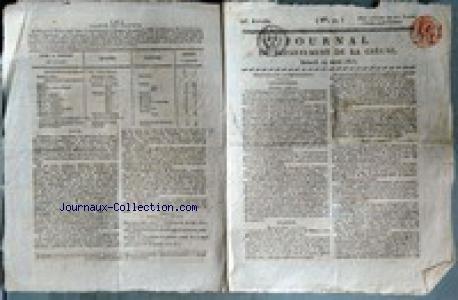 JOURNAL DU DEPARTEMENT DE LA CREUSE [No ...