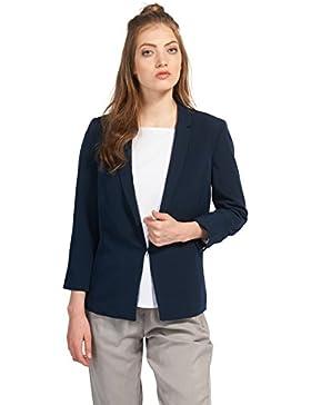 Tom Tailor für Frauen Blazer / Vest Blazer mit gemustertem Innenfutter