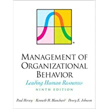 management of organizational behavior leading human resources 10th edition pdf