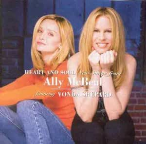Songs from Ally Mcbeal 2 [MINIDISC]