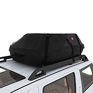 Sailnovo Faltbare Auto Dachbox Wasserdicht für Reise und Gepäcktransport(554 Liter)