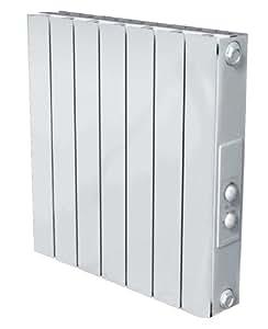 Voltman TACALVUC2050007FB Radiateur aluminium électronique inertie céramique Capella 1500 W
