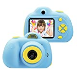 omzer Kids Toys Camera For 3-6 Year Old Girls Boys, Compact Cameras For