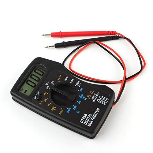 12V 23A Digitalmultimeter, Auto Auswahl Tasche Digitalmultimeter Digital- Multi Prüfgerät Handgehalten Prüfgerät A C / Dc Spannungsmessgerät Tasche Multimeter für Bastelarbeiten