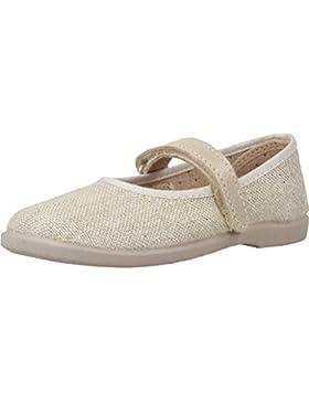 VULLADI Zapatos de Cordones Para Niña, Color Plateado, Marca, Modelo Zapatos De Cordones Para Niña 1202 605 Plateado