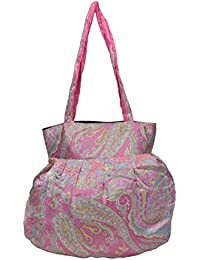Holi Fashion Girls' Sling Bag (Off-White)