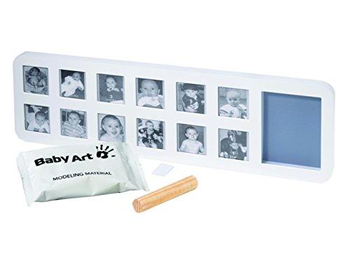 Baby Art 34120085 - Marco para fotos recuerdo del primer año con...