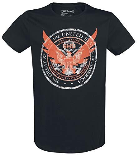 Tom Clancy's The Division SHD Emblem T-Shirt Nero L