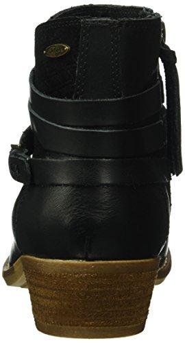 Roxy Damen Seville Kurzschaft Stiefel Schwarz (Black -Blk)