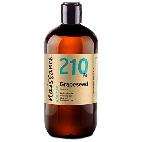Naissance Aceite Vegetal Semillas Uva 500ml - 100%