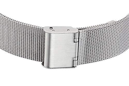 Master Time Funk Quarz Damen Uhr Analog-Digital mit Edelstahl Armband MTLS-10659-90M - 3