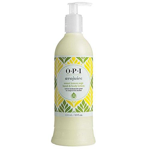 Opi Sweet (OPI Avojuice Hand- und Körperlotion - Sweet Lemon Sage 600ml)