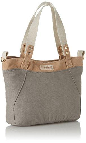 Glückspilz Handtasche klein Braun (Braun (taupe))