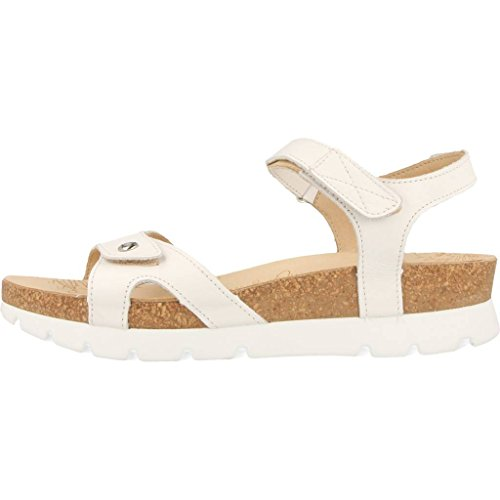 Sandali e infradito per le donne, colore Bianco , marca PANAMA JACK, modello Sandali E Infradito Per Le Donne PANAMA JACK SULIA BASICS B1 Bianco Bianco