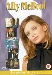 Ally McBeal - Season 4 Part 1 [DVD] [1998]