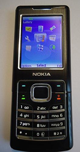 Telefono Cellulare Senza Sim Sbloccato Nokia 6500 Classic Colore Nero