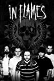In Flames Poster Amazing Group Shot Rare Hot New 24 x 36