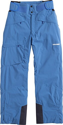Goldwin Man Bright Pants Replica Sveden Blu