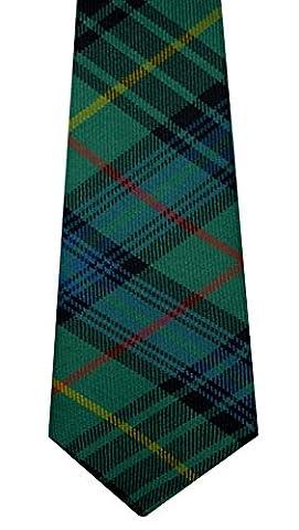 Lochcarron of Scotland Stewart Hunting Ancient Tartan Tie