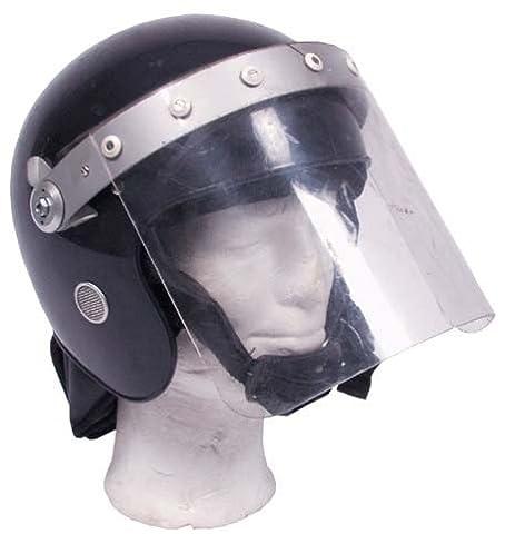 Max Fuchs GB Police Helmet Blue/Black Used