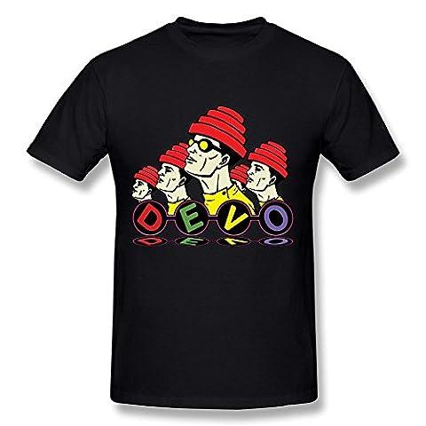 Nana Design - T-Shirt - Homme - Noir - XXL