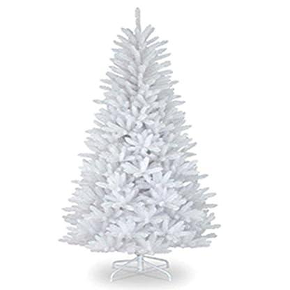 Gift-4-All-Occasions-18-m-Weihnachtsbaum-wei-550-Pines-Knstlicher-Baum-mit-Metall-Stnder