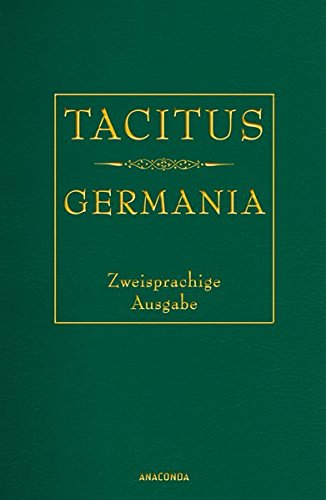 tacitus germania summary A summary of the germanic tribes to 375 in 's the fall of rome (150ce-475ce) the roman historian tacitus described the germans again about 100 ce.
