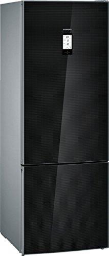 Siemens iQ700 KG56FHB40 Kühl-Gefrier-Kombination / A+++ / Kühlteil: 375 L / Gefrierteil: 105 L / schwarz / NoFrost / HyperFresh Premium / Home Connect -