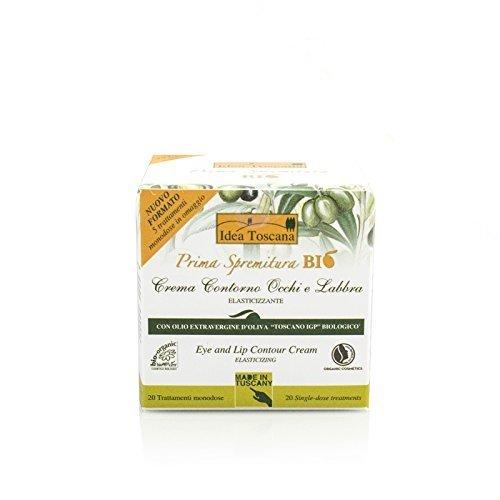 Crème pour le Contour des Yeux et des Lèvres – 15 ml