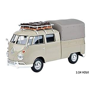 Motormax Juguete Richmond Volkswagen Tipo 2, 79551