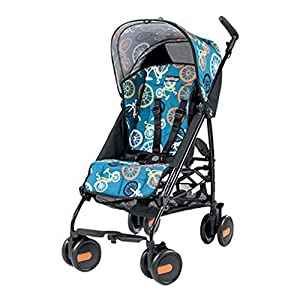 Baby stroller can sit reclining folding light portable mini ultra light small stroller cart 50 * 101 * 84cm   10